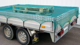 Мрежи за покриване на товарни автомобили