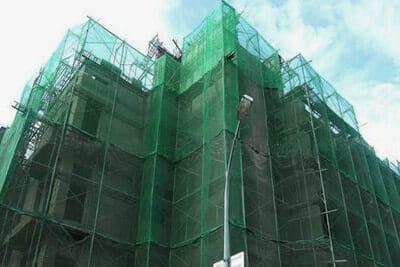 мрежи за строителството