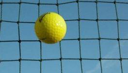 Мрежи за ограждане на спортни игрища