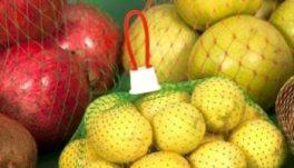 Мрежи за опаковане на плодове и зеленчуци