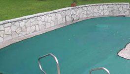 Мрежи за покриване на басейни
