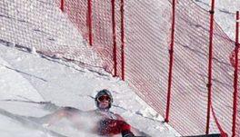 Мрежи за ограничаване на ски писти