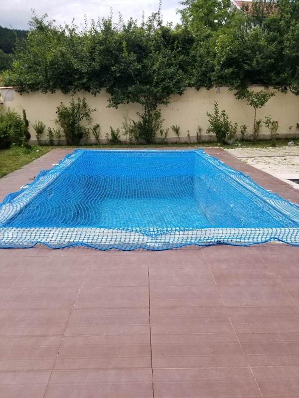 мрежи за басейни