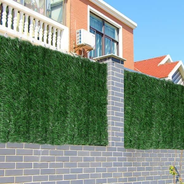 декоративна ограда за градина