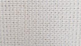 Засенчваща мрежа 95%, Рафия - кремаво-бяла